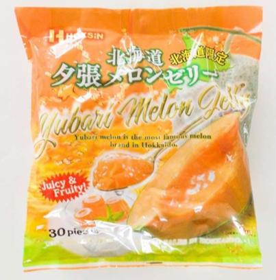 地方のメーカーさん株式会社北辰フーズの商品夕張メロンひとくちゼリーがNGA International株式会社海外輸出コンサルティングで輸出できました。